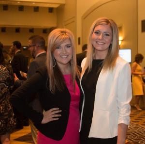 Kayla Wilkins & Megan Skiles