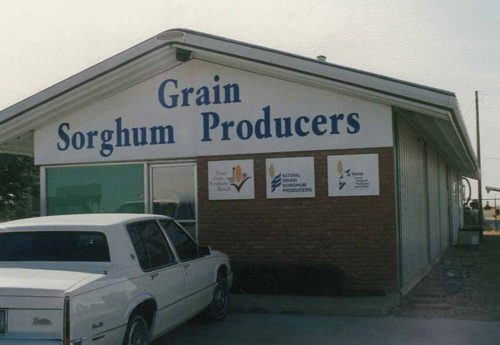 National Sorghum Producers History National Office Established