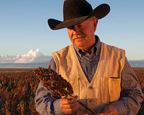 National Sorghum Producers Donate Support