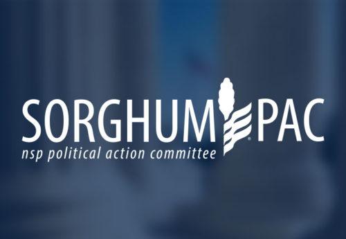 National Sorghum Producers Donate Sorghum PAC