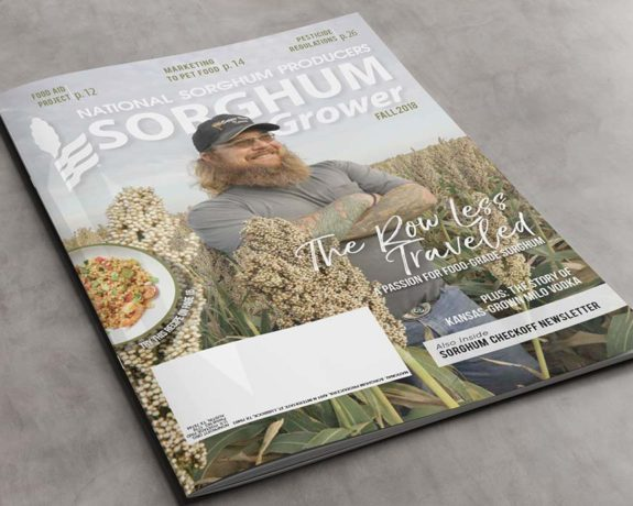 National Sorghum Producers Magazine Tailored For Sorghum Producers