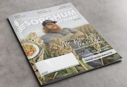 National Sorghum Producers Producer Memberships Sorghum Grower Magazine
